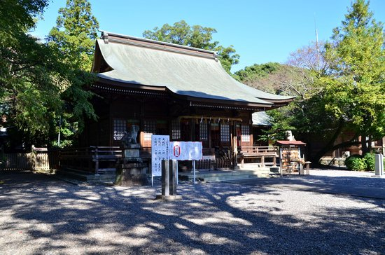 Toga Shrine: 三河えびす社