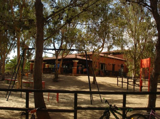 Capo Ferrato: camping tiliguerta