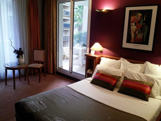 Amarante Cannes Hotel: Superior Double Room