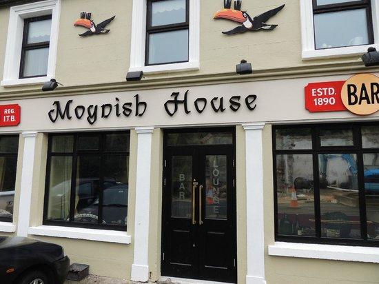Moynish House Bed and Breakfast : von der Front haben wir leider nur dieses Foto gemacht