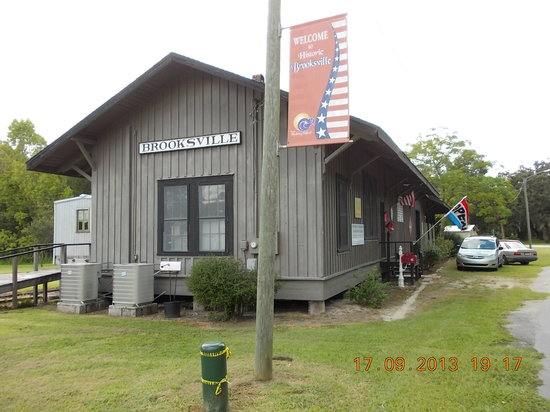 The 1885 Russell Street Train Depot: Well worth a visit.