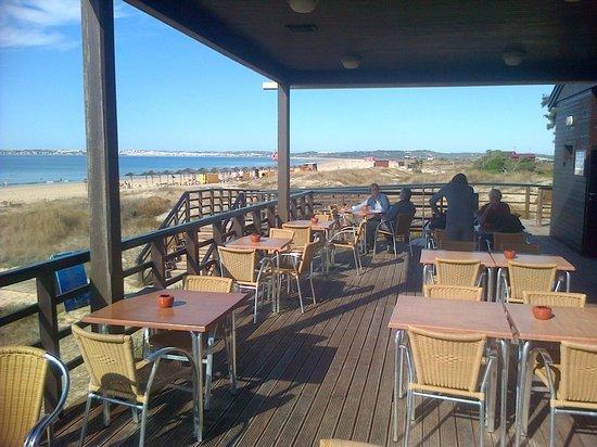 Pestana Dom Joao II : beach bar
