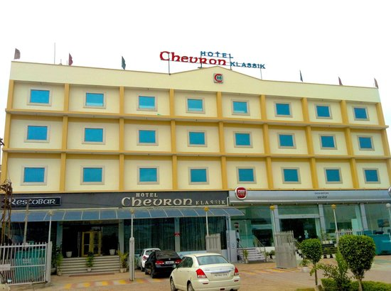Good Choice for Focal Point - Review of Hotel Chevron