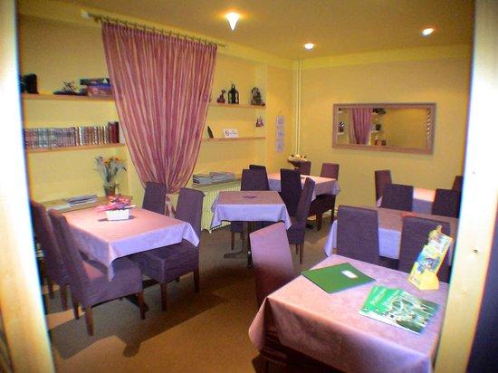 Hotel Victoria : Salle Petit déjeuner