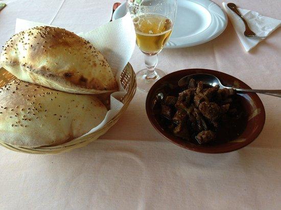 Chez Toni: Beef ras asfour - excellent