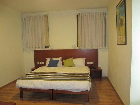 Villa Nazareth Hotel: комната