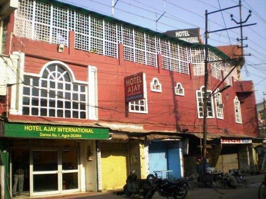 Ajay International Hotel: Hotel Ajay International