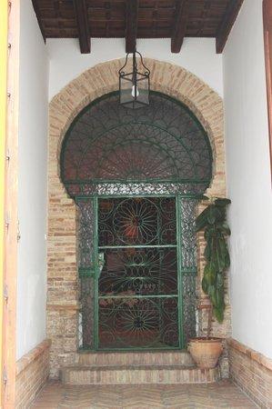 Hostel Comercio: Entrance