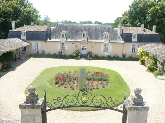 Chateau de Vaumoret