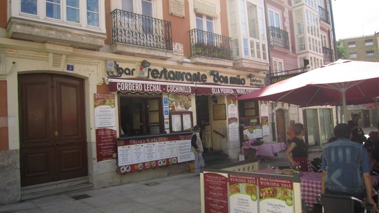 Restaurante Don Nuno: restaurante