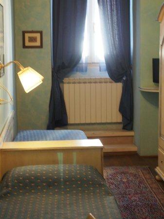 B&B La Casa dei Tintori: Azzurra Room