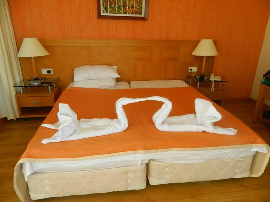 Orka Club Hotel & Villas: 2nd room