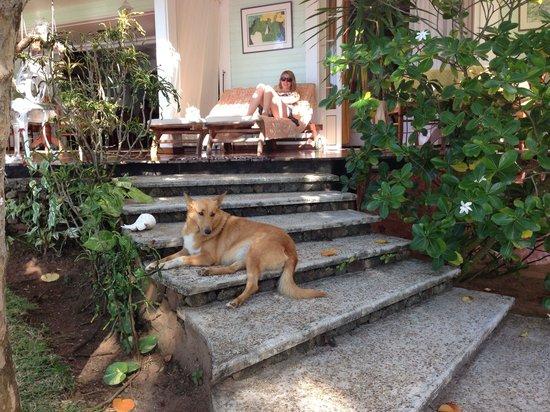 AtuanA Lodge: Un petit coin de paradis sous l'œil attentif de Toscane!!!