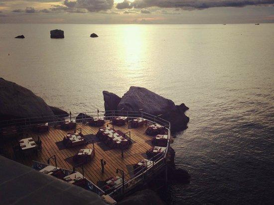 Charm Churee Villa : Starlight restaurant