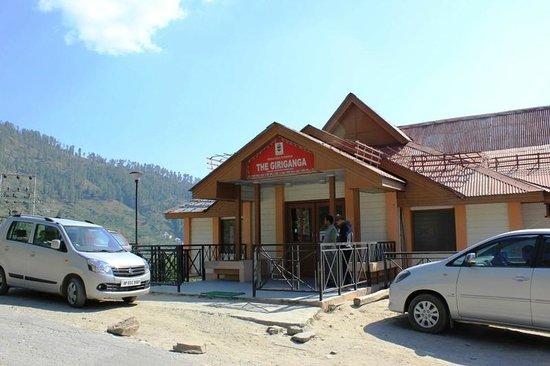 Kharapathar, Indien: HOTEL GIRIGANGA