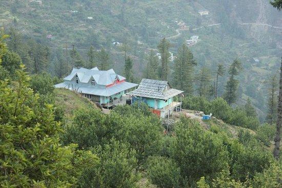 Giriganga Resort (HPTDC): DUSK