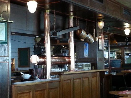 Sophie's Brauhaus: bar