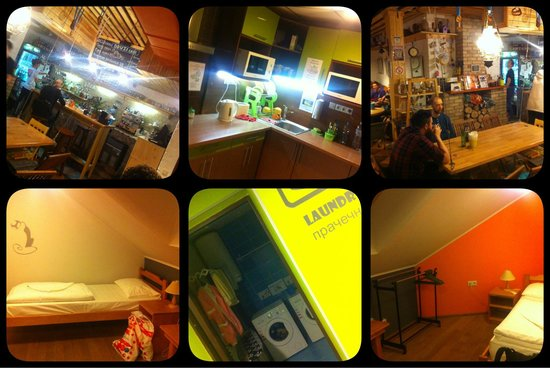 Dream House : few pics from the hostel