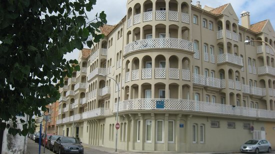 AC Hotel La Linea : AC Hôtel, corner of Los Caireles and Calle Santa Marta