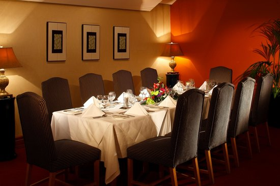 Tullamore Court Hotel: Private Dining