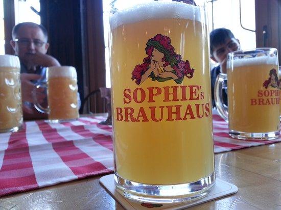 Sophie's Brauhaus: logo