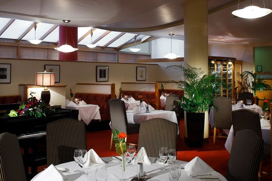 Tullamore Court Hotel: The Restaurant