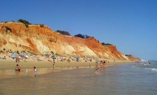 Praia da Falesia (Steilküstenstrand): Serenity Beach