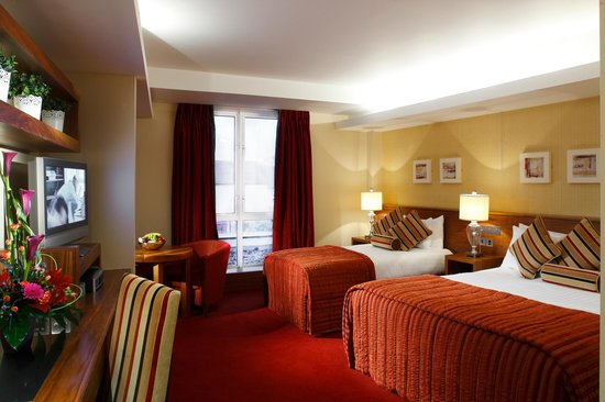 Tullamore Court Hotel: Executive Room