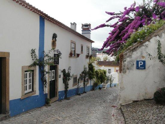 Casa do Relogio: Outside of B&B