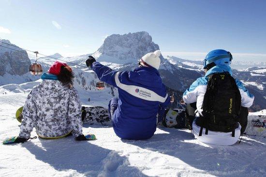snowboard scuola sci selva