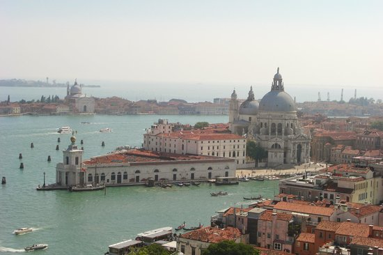 Campanile di San Marco: The view from the top of the Campanile