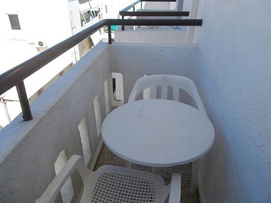 Hotel Thalia: balcony