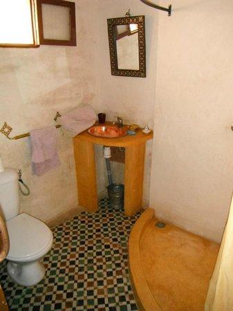 Riad Amazigh Meknes : Bathroom