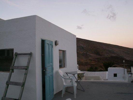 Casitas Tabayesco (Cozy Casas Canarias) : El terrado