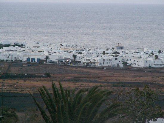 Casitas Tabayesco (Cozy Casas Canarias) : Arrieta vista desde Tabayesco