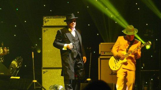 Alexandra Palace: Madness Ally Pally 28/9/13