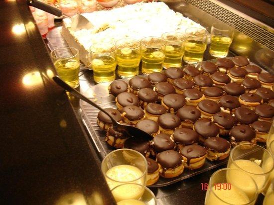 Hotel Platanista: Puddings