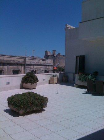 Terrazza - Foto di Residence Castello Otranto - Santa Cesarea ...
