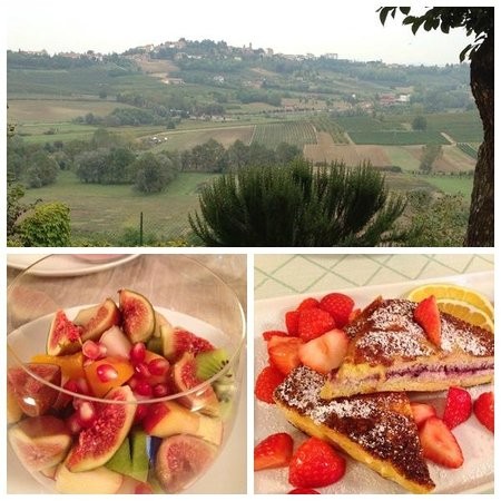 Casa di Maio: Gorgeous views and the best breakfasts!