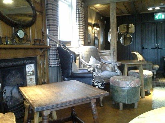 The Aperfield Inn: Cualquier rinncon es una delicia y ademas muy comodo