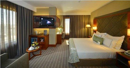 Tugcan Hotel : Room