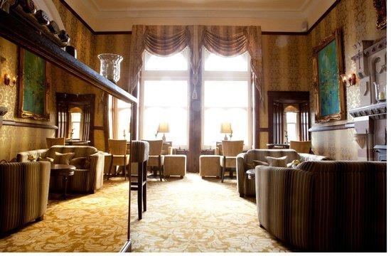 Camelot Castle Hotel: Golden Age Bar