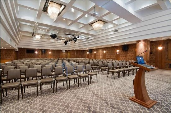 Tugcan Hotel : Meeting Room