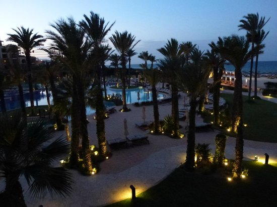 Movenpick Resort & Marine Spa Sousse: view from room