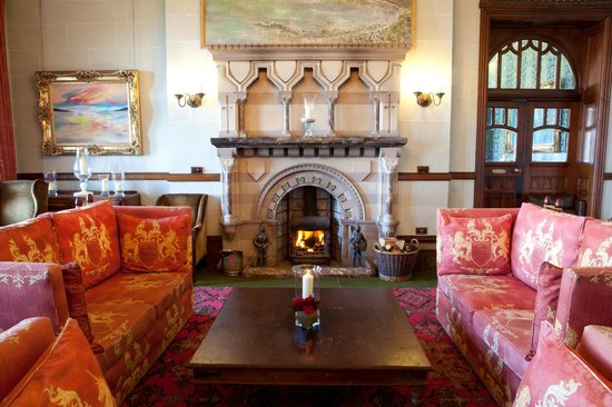 Camelot Castle Hotel: Great Hall