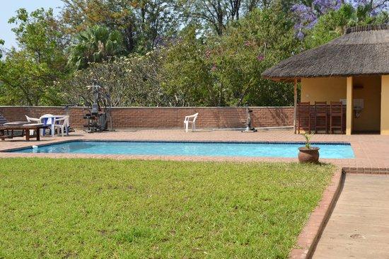 Casa Mia Lodge & Restaurant: Pool at Casa Mia