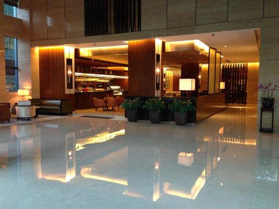 L'Hermitage Hotel : Lobby