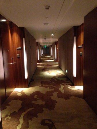 L'Hermitage Hotel : Corridor 1