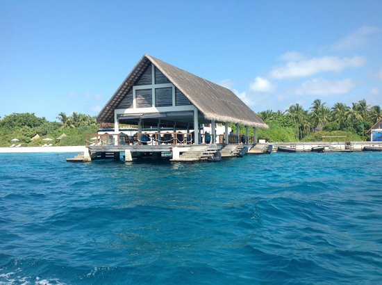 Boat house foto di four seasons resort maldives at for Migliori progetti di pool house