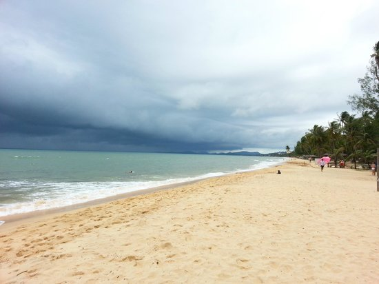 Arcadia Phu Quoc Resort: almost deserted beach!